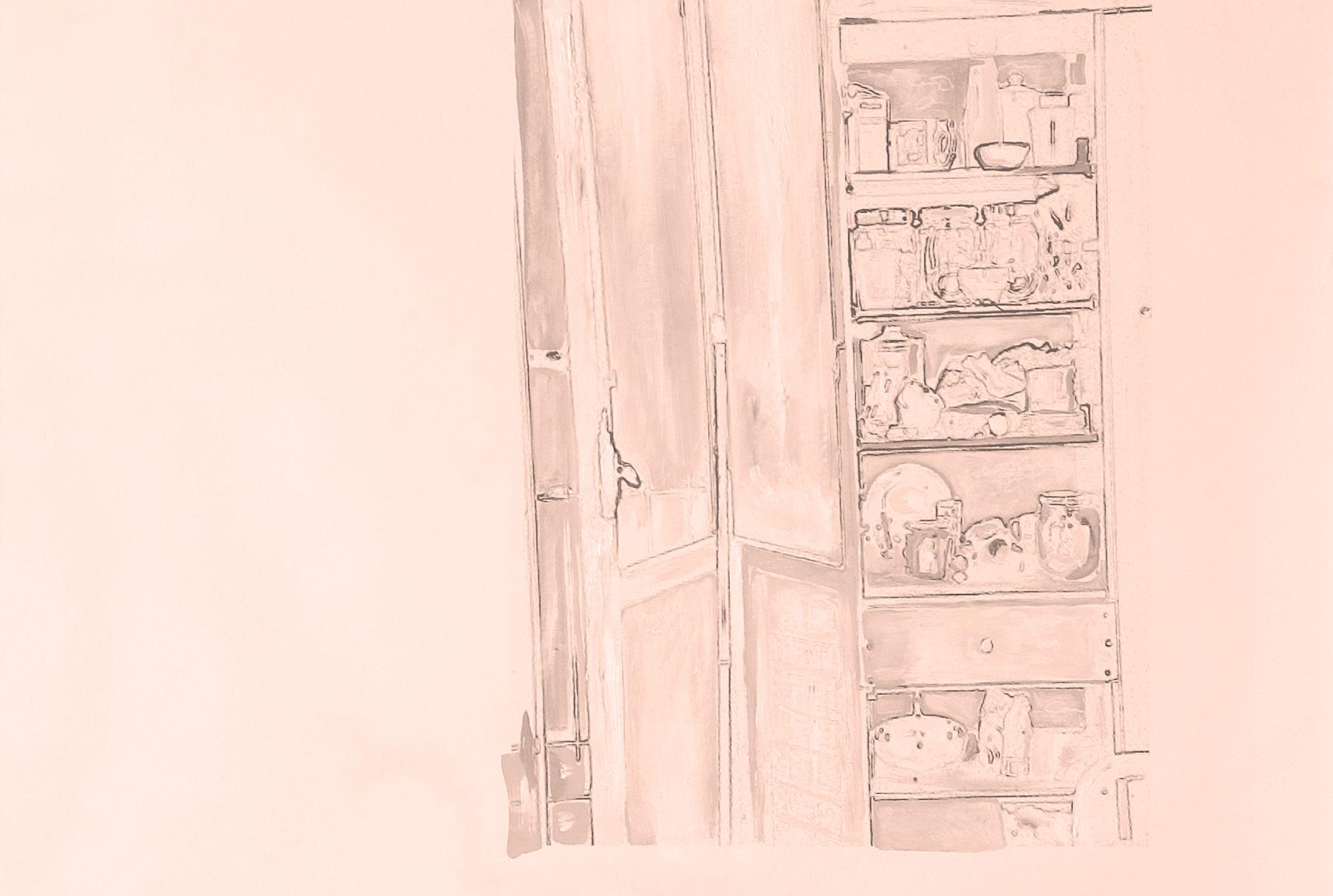 Poesia La Credenza Di Arthur Rimbaud : Marina gasparini u page contemporary art fiber installation
